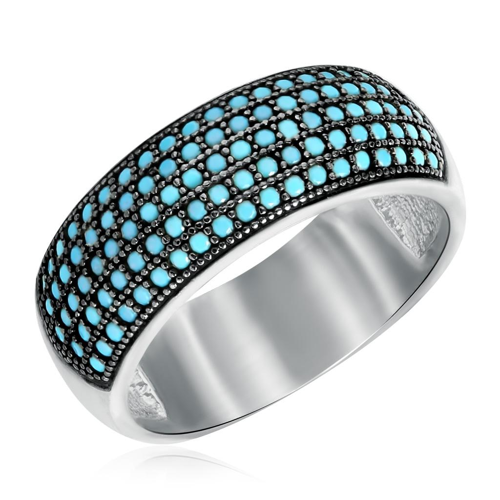 Кольцо из серебра 4701043