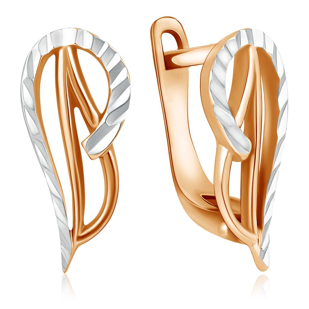Серьги из золота R6110171000