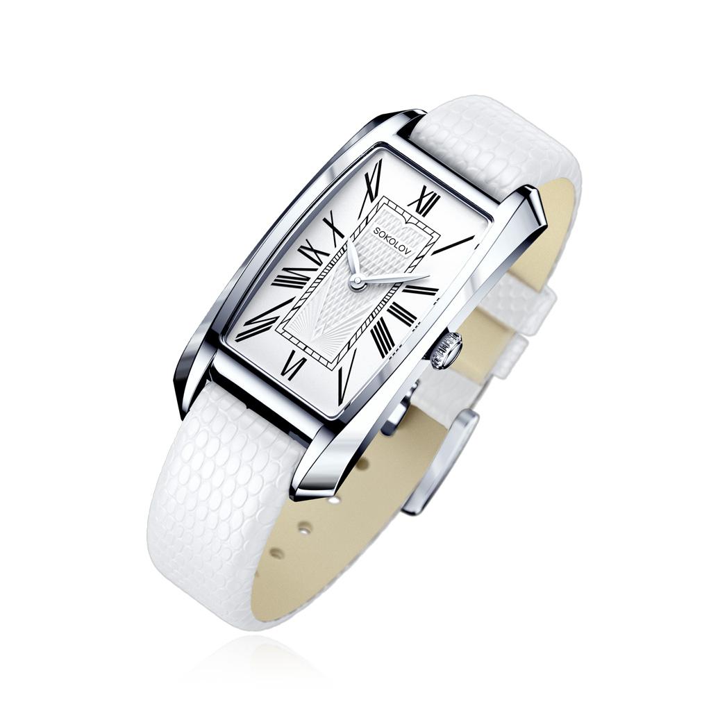Часы женские SOKOLOV из серебра 120.30.00.000.01.02.2