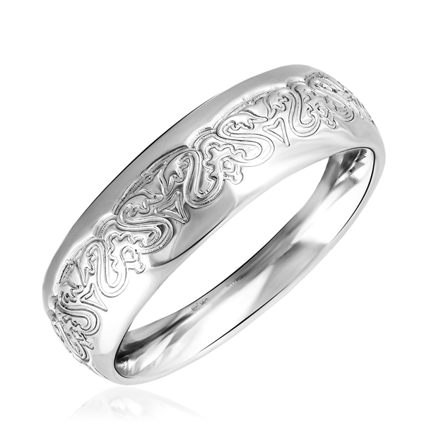 Кольцо из серебра 85600001