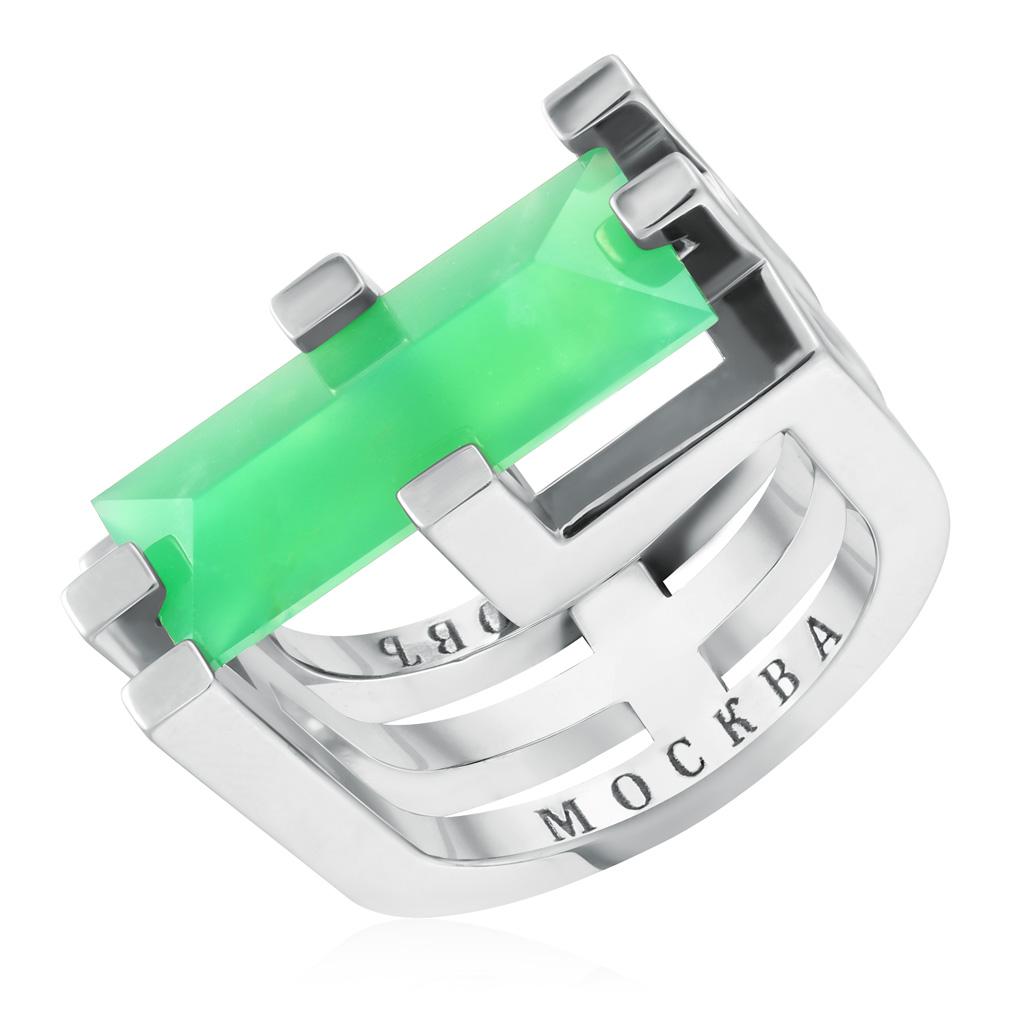 Купить со скидкой Кольцо из серебра RAG-033HR
