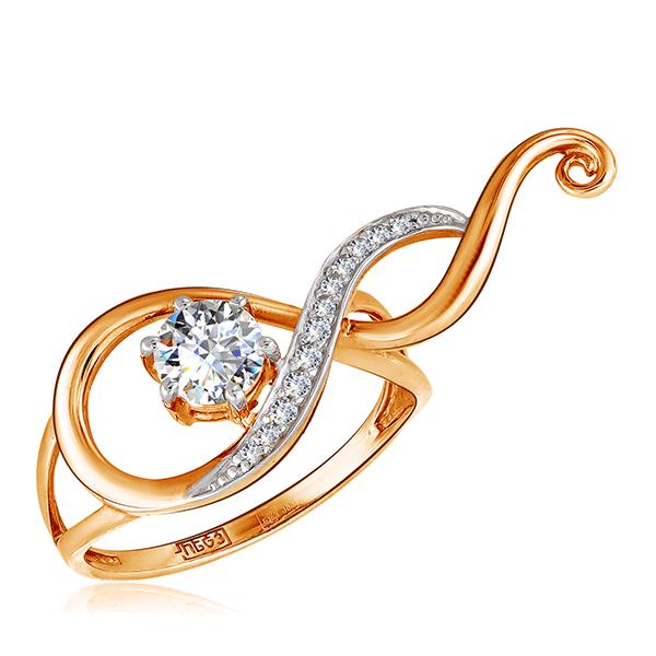Кольцо из золота 25611406