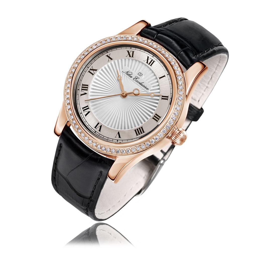 лучшая цена Женские часы НИКА-Exclusive 1100.1.1.101A