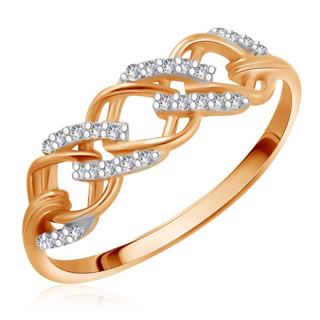 Кольцо из золота Ф7157-01-6324