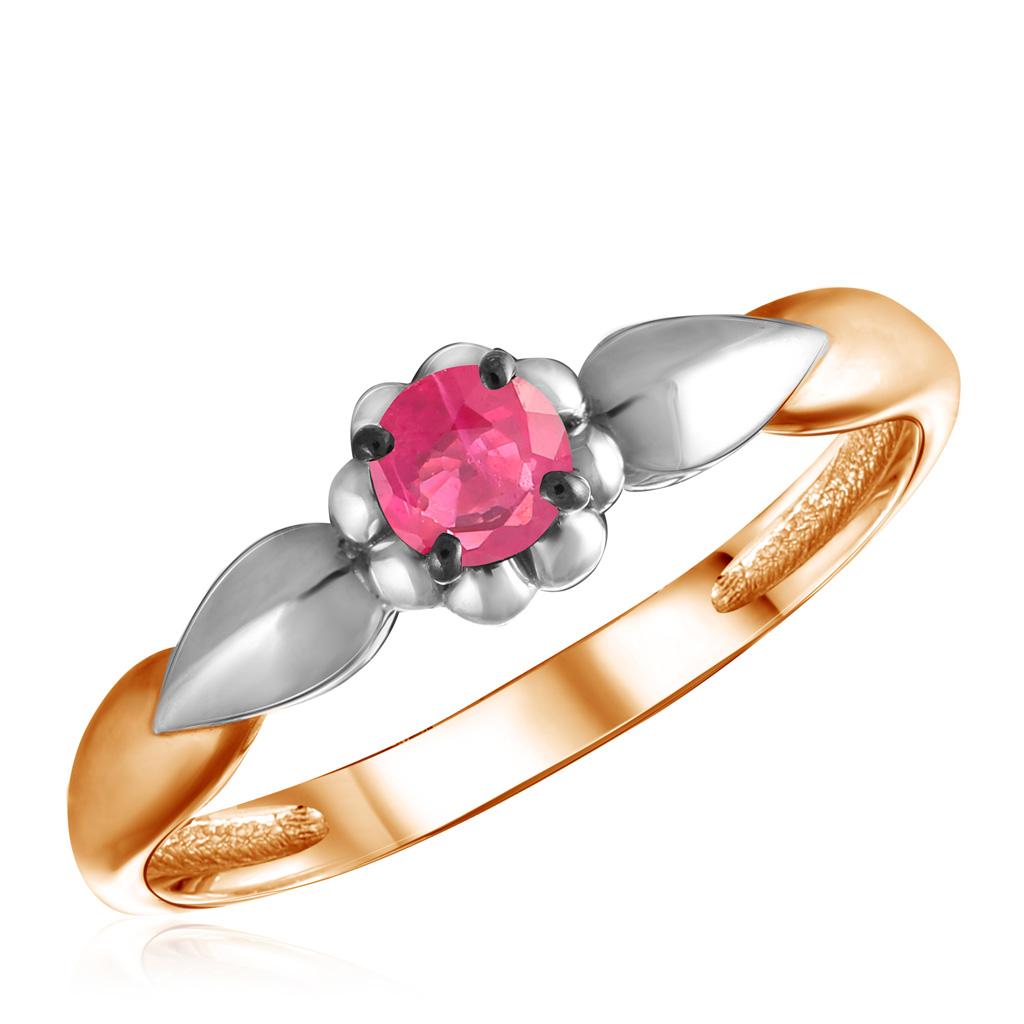 Кольцо из золота 13083-103