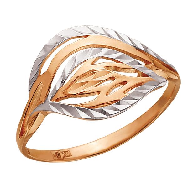 Кольцо из золота 15110367