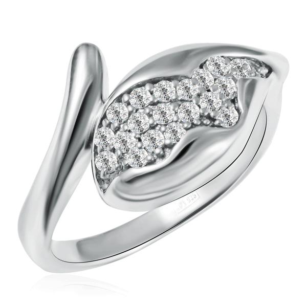 Купить Кольцо из серебра R-BKJF-067-07